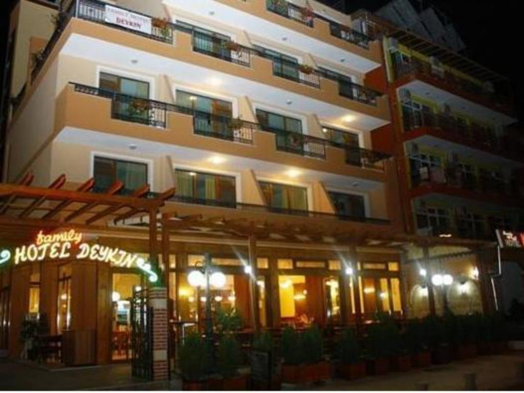 德凱酒店Hotel Deykin