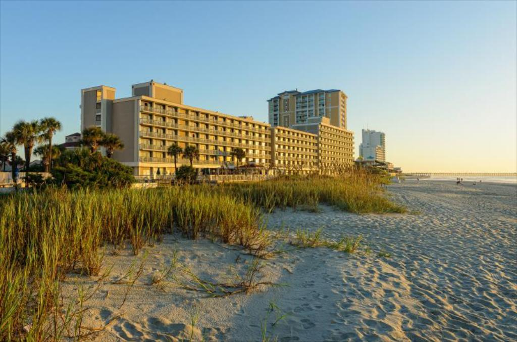 Westgate Myrtle Beach Oceanfront Resort In Sc