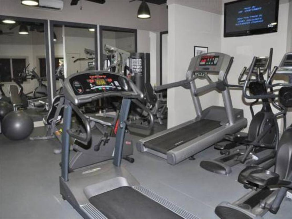 fitness centrum Prestige Lakeside Resort