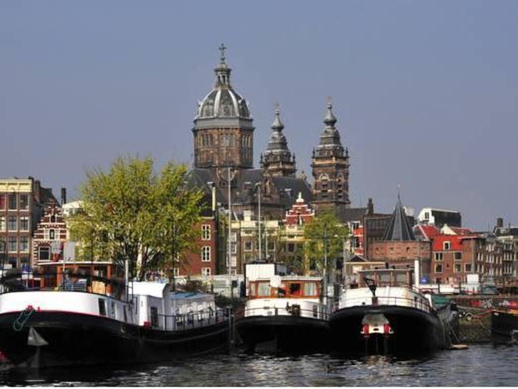 Houseboat Ms 3 Gebroeders Amsterdam Offerte Agoda