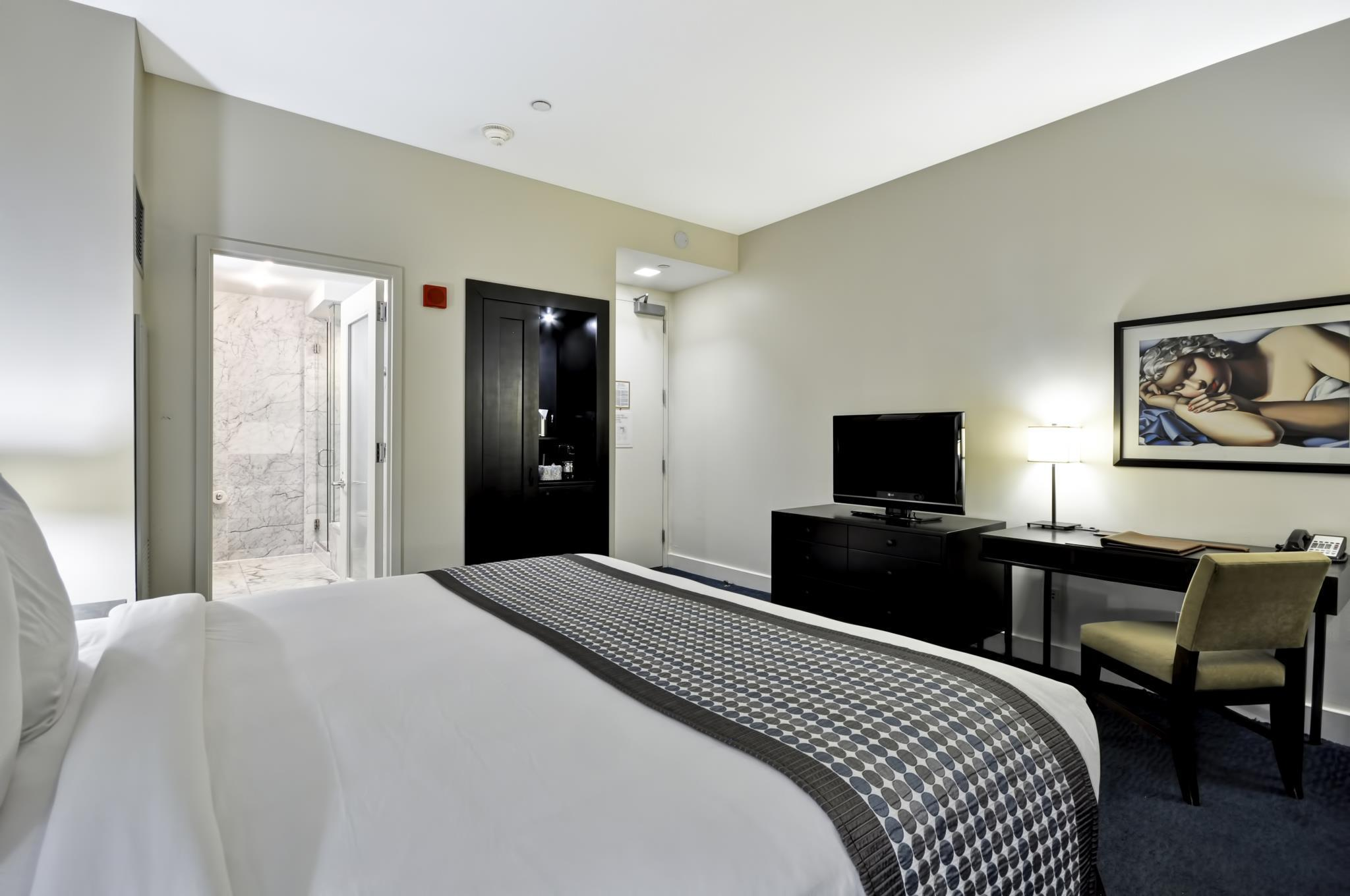 Quarto King executivo (Executive King Room)