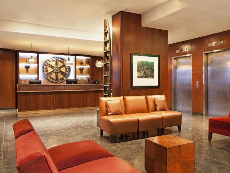 לובי Four Points by Sheraton Manhattan Chelsea