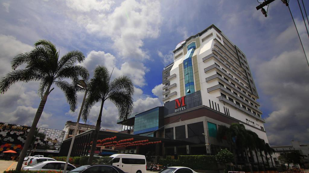 More about M Hotel Danok