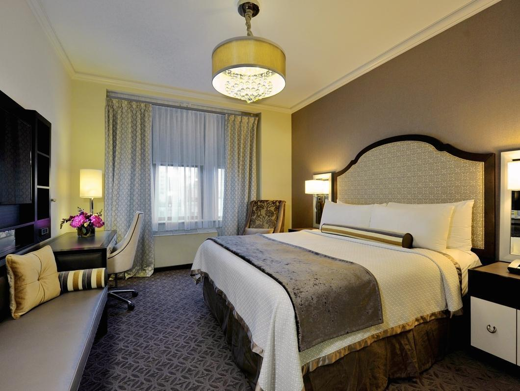 Bilik Eksekutif King (Executive King Room)
