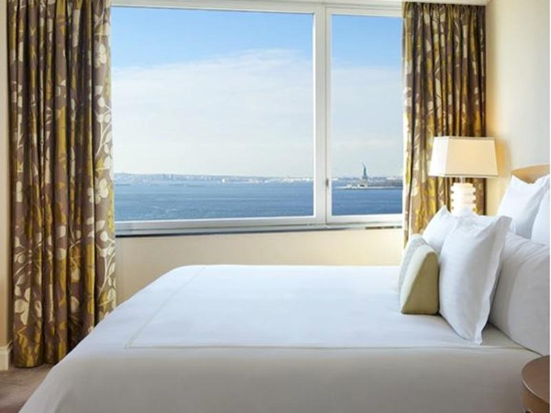 Deluxe King or Double Room with Statue View