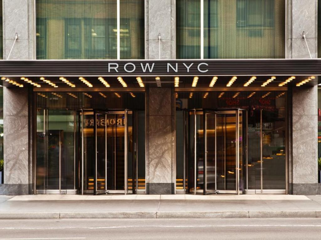 Review - Review of Row NYC Hotel, New York City, NY ...