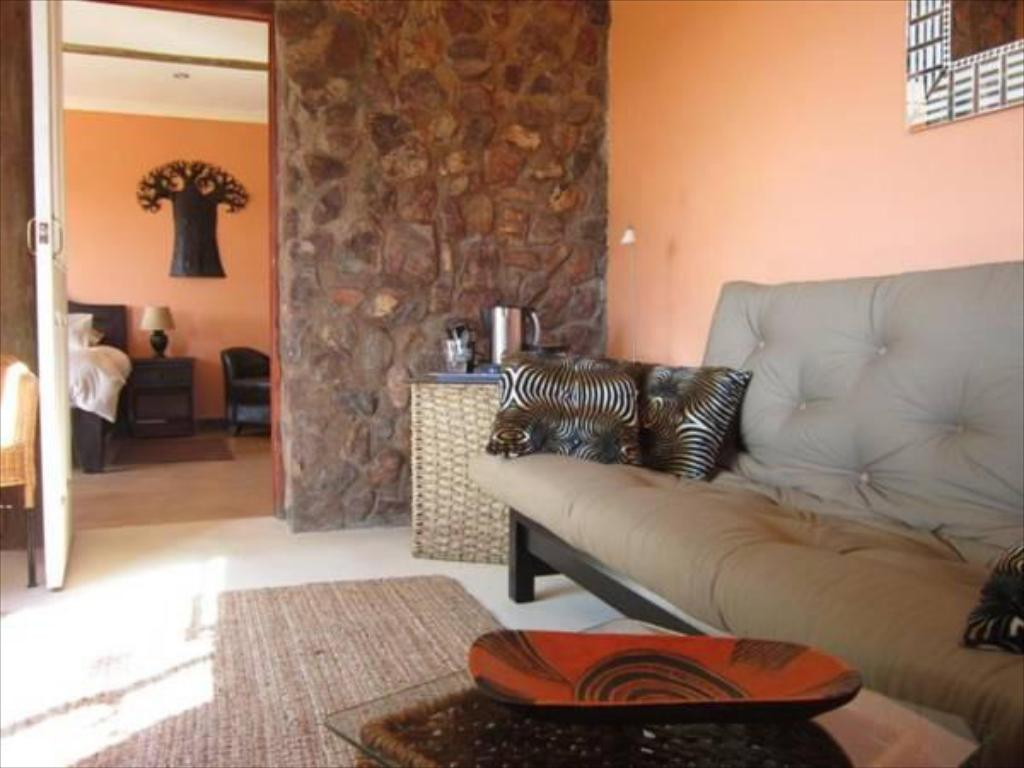 Innvendig Marula Cottage Guest Lodge
