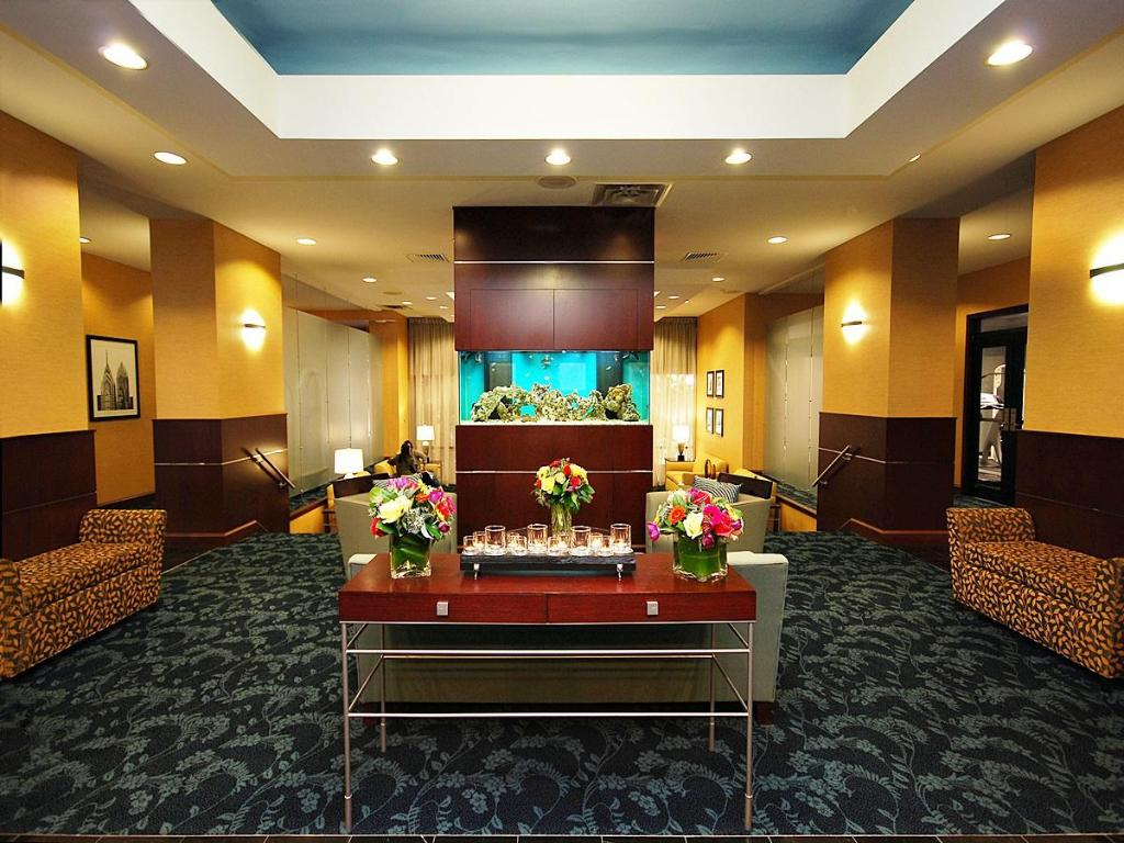 ردهة كراون بلازا فيلادلفيا ويست (Crowne Plaza Philadelphia West)