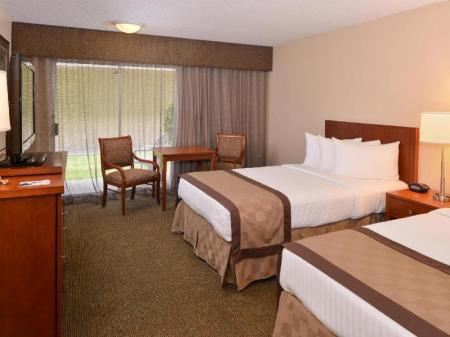 Double with 2 Double Beds Best Western Airport Inn