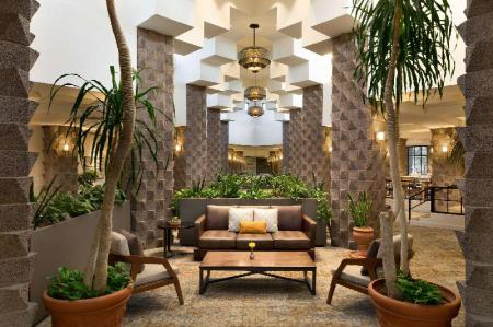 Lobby DoubleTree Resort by Hilton Paradise Valley - Scottsdale