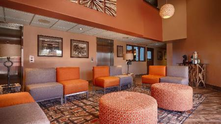 Lobby Best Western Inn of Tempe