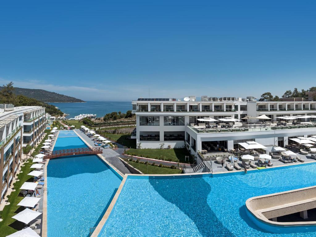 Best price on thor luxury hotel spa bodrum in bodrum for Best value luxury hotels