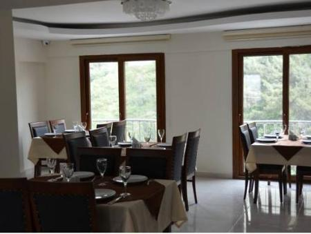 On-site restaurant Saadet Grand Hotel