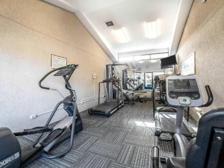 centru de fitness Quality Inn