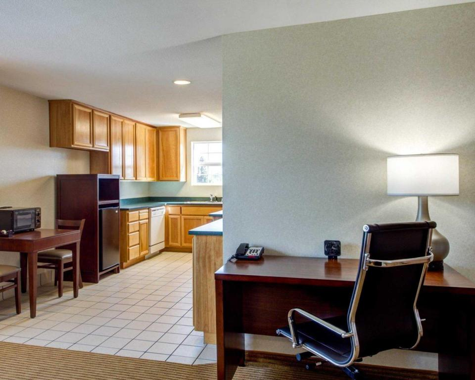 Vista interior Comfort Suites Downtown Sacramento