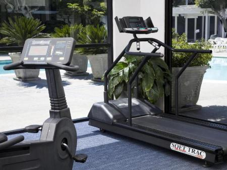 Fitness center Four Points by Sheraton San Diego