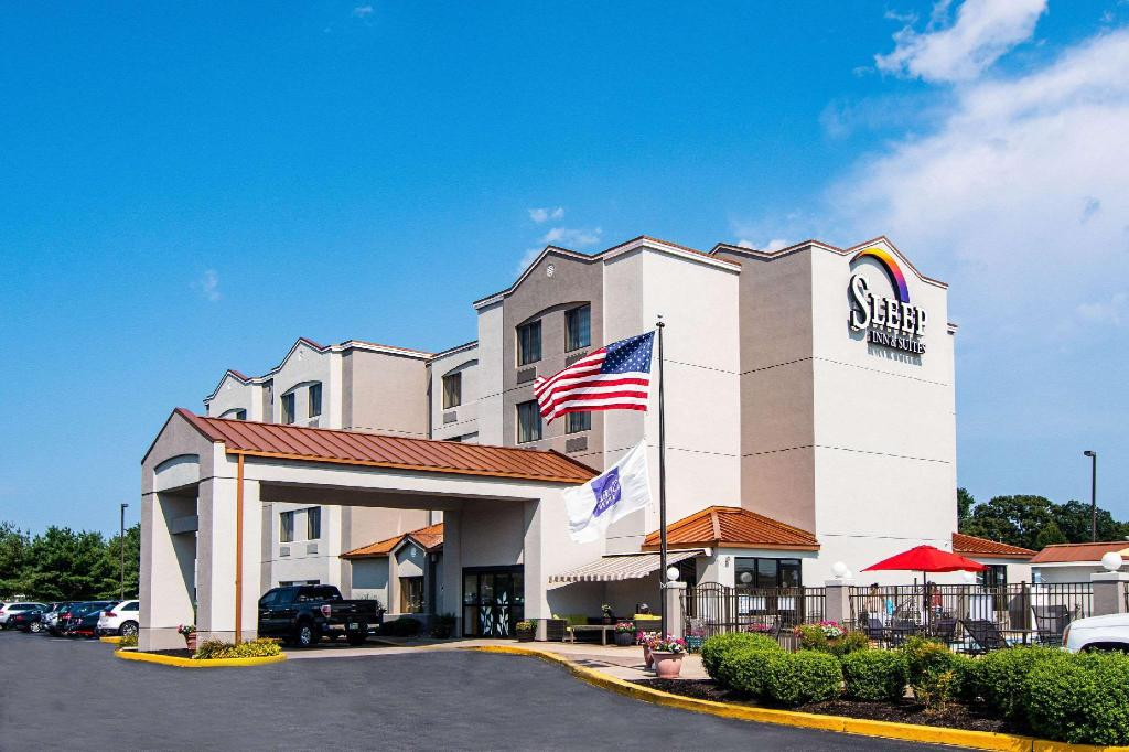 More about Sleep Inn & Suites Rehoboth Beach