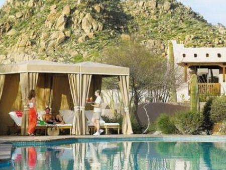 piscină [în aer liber] Four Seasons Resorts Scottsdale at Troon North