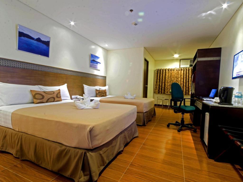 Fersal Hotel Puerto Princesa in Palawan - Room Deals, Photos & Reviews