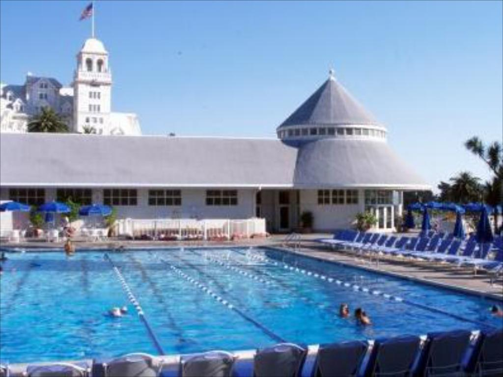 Piscina The Claremont Club & Spa, A Fairmont Hotel