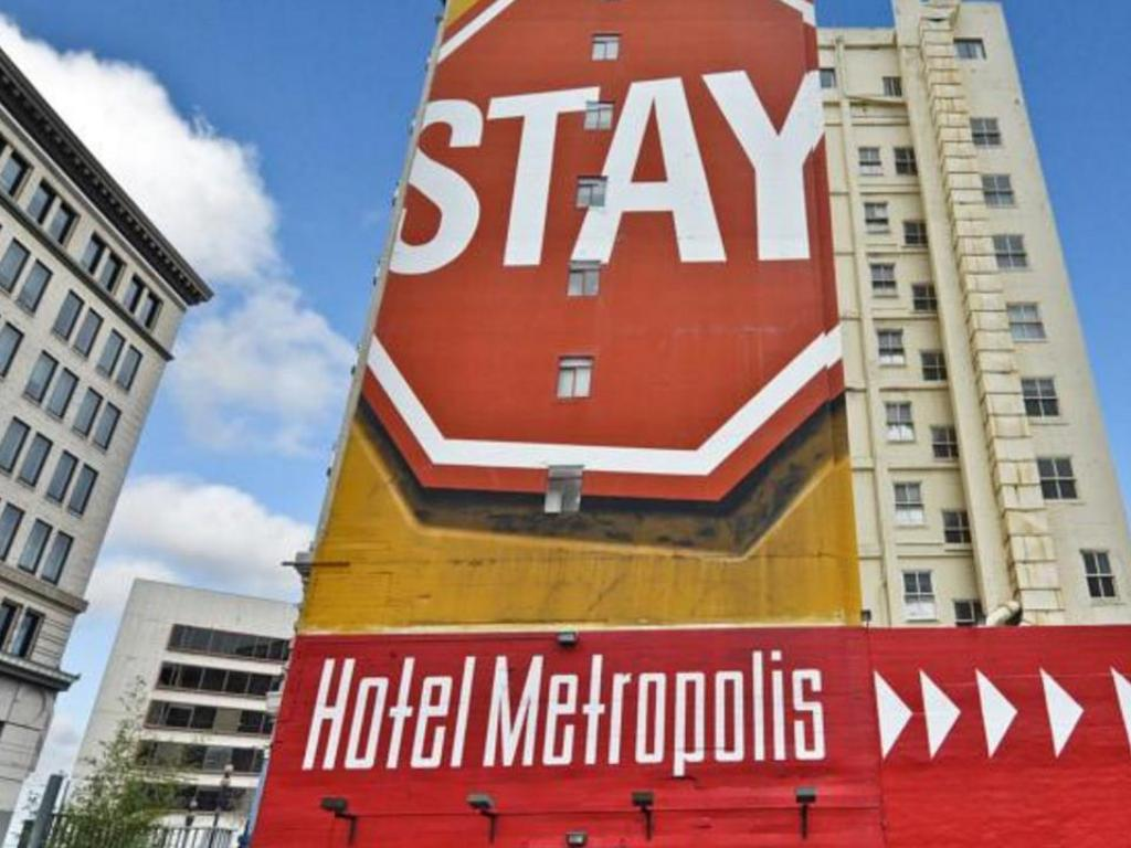 More about Hotel Metropolis