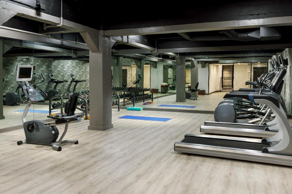 Fitness center Hotel Spero