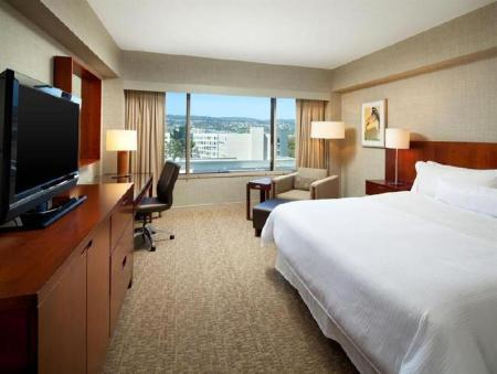 חדר סטנדרט The Westin San Francisco Airport