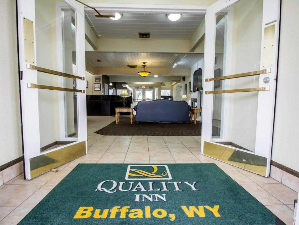 Interior view Quality Inn