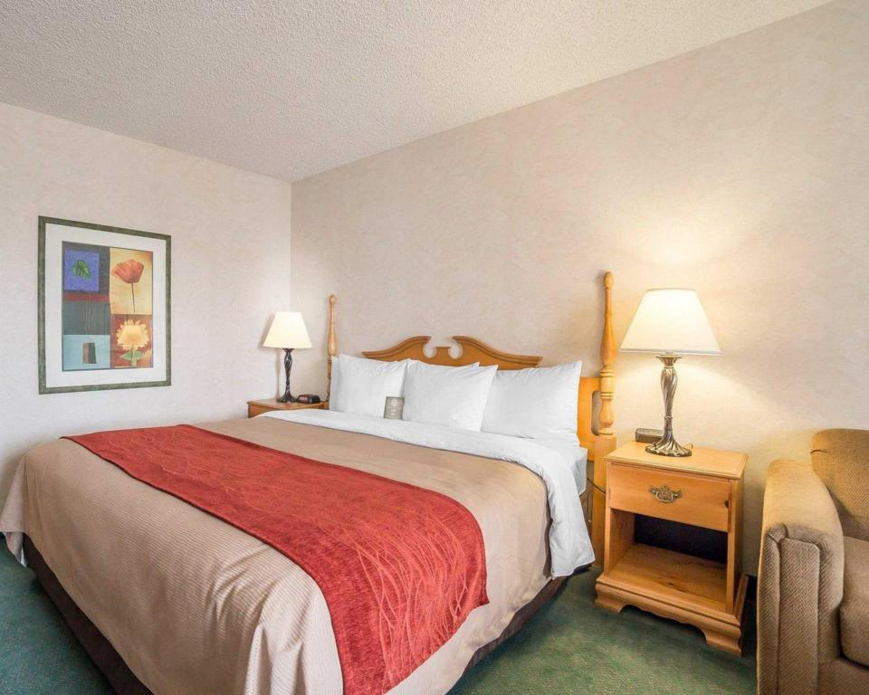Standard - Cama Four Points by Sheraton Salt Lake City Airport