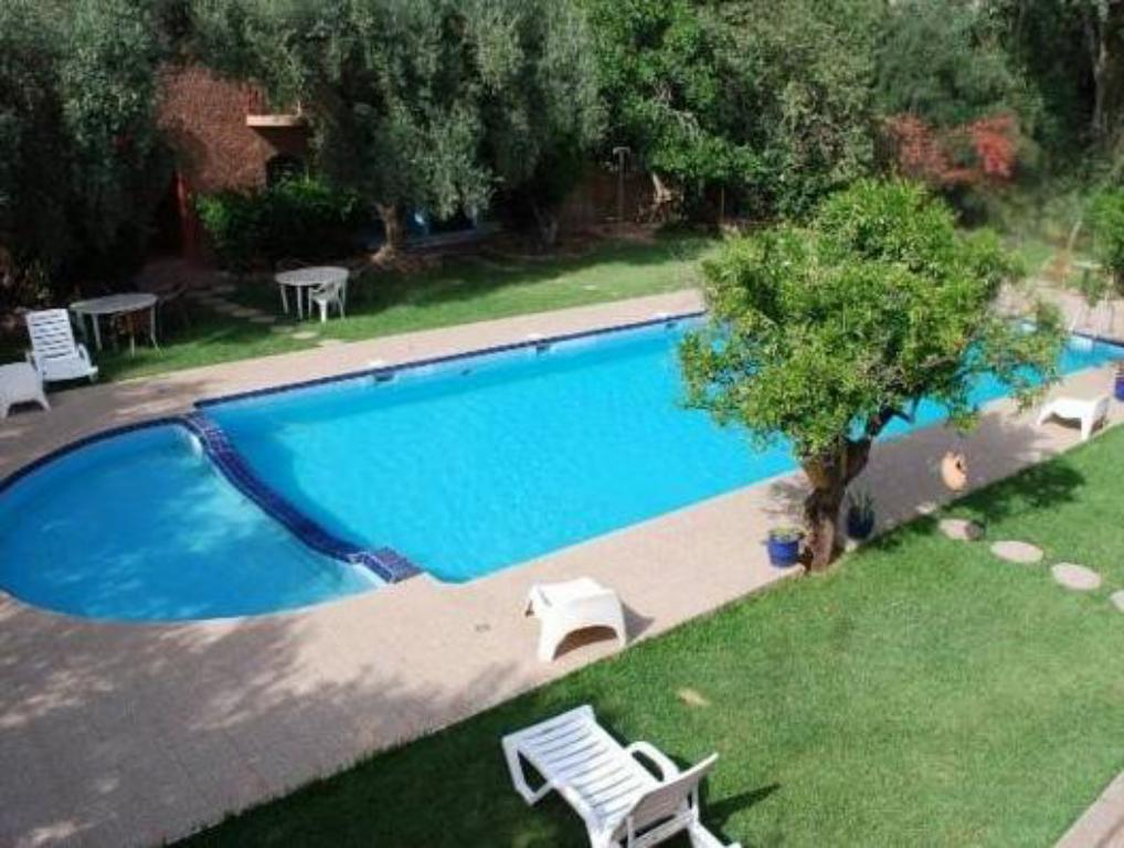Swimming pool Hotel Le Coq Hardi