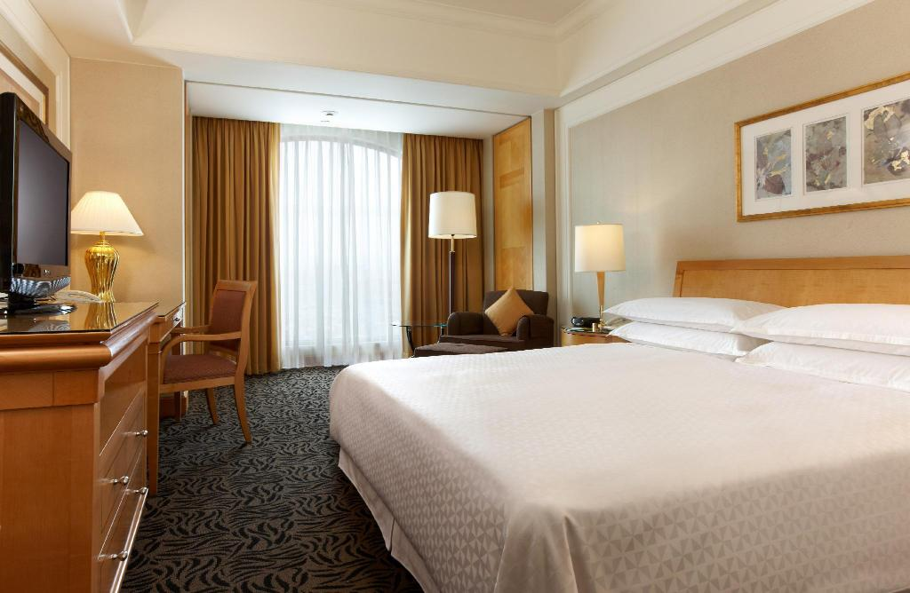 Superior Kingsize - Bed Four Points By Sheraton Taipei Zhonghe Hotel