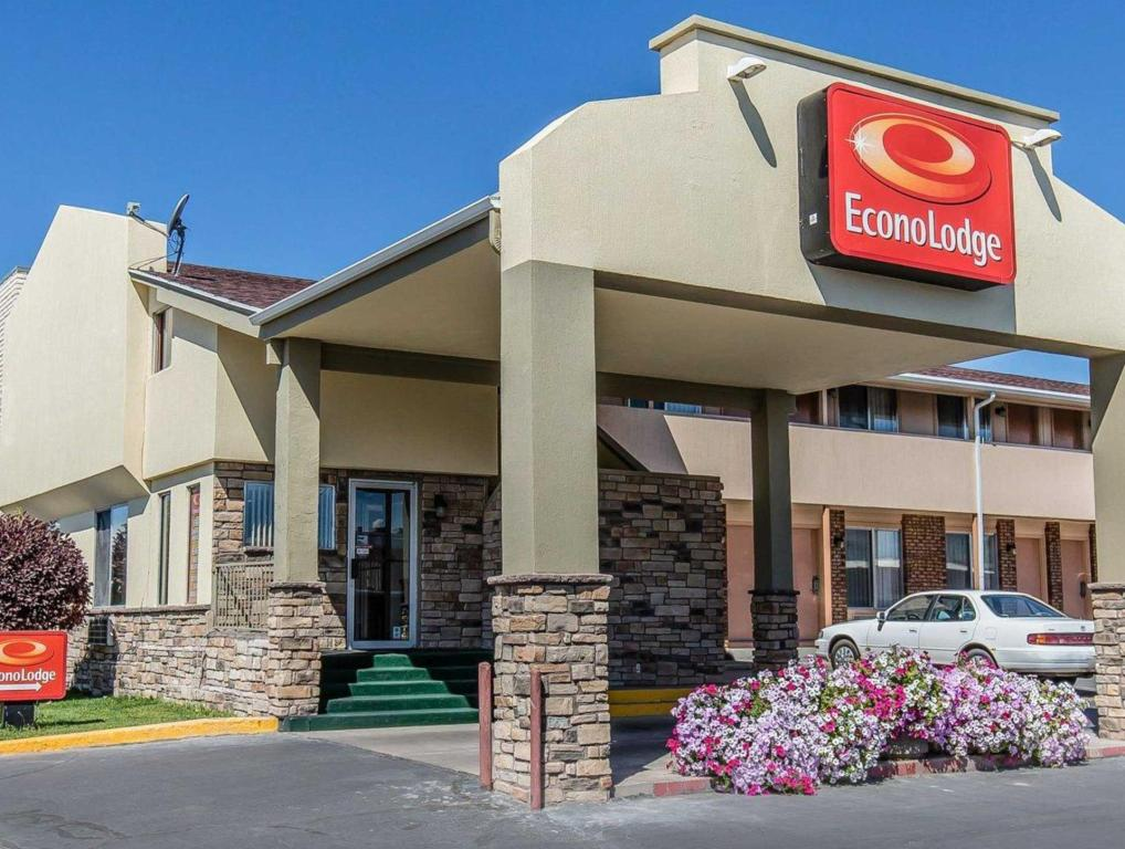 עוד על Econo Lodge Downtown