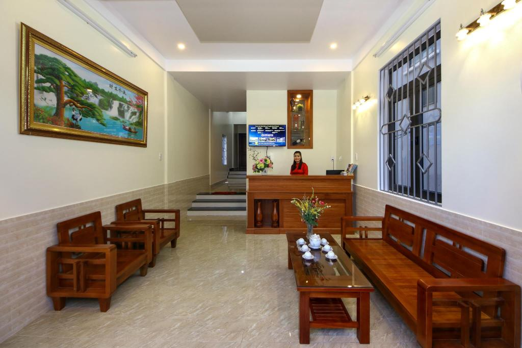 Recepció Hoian Central Riverside Homestay