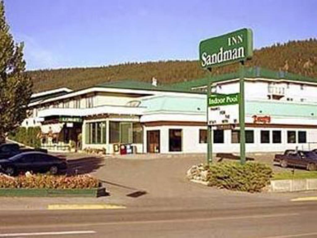 Més informació sobre Sandman Hotel & Suites Williams Lake