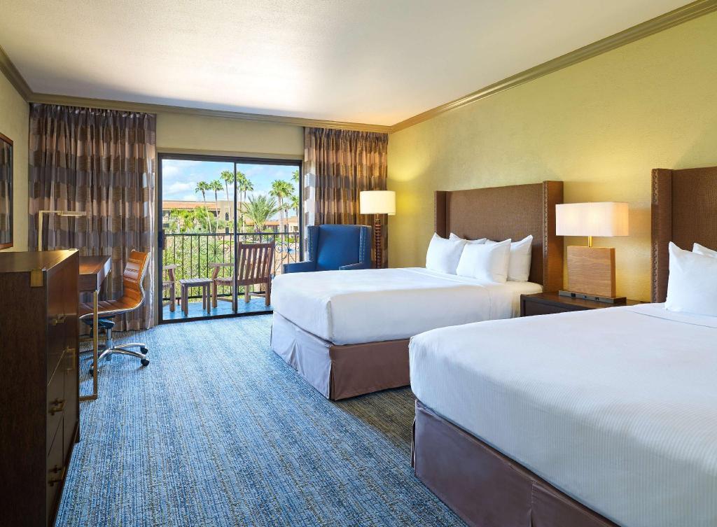 El conquistador tucson a hilton resort in oro valley az - 2 bedroom suite hotels in tucson az ...