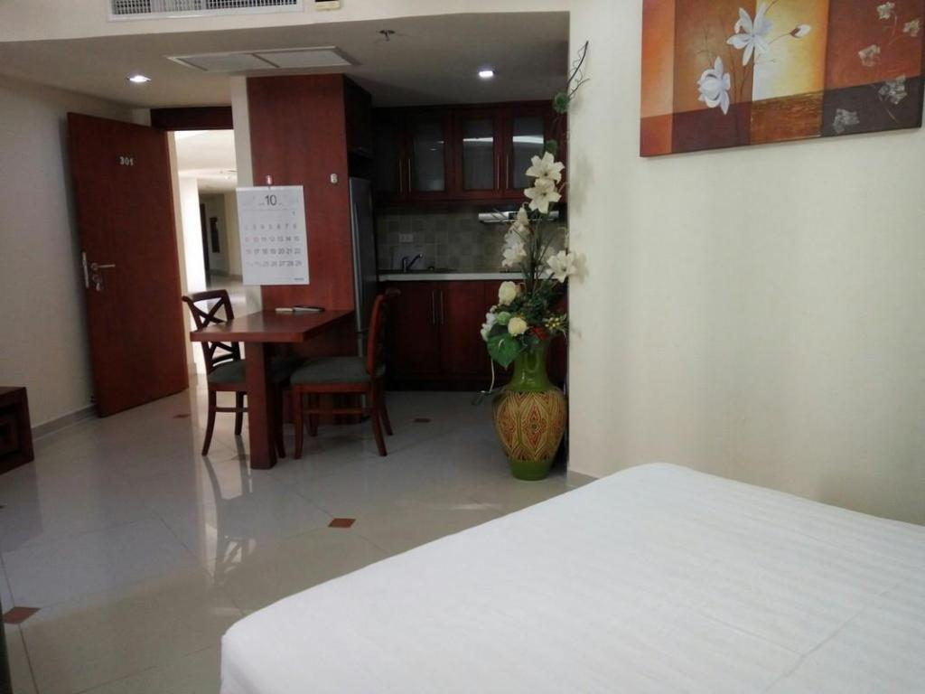 City Garden Pattaya 1 Bedroom Studio 05