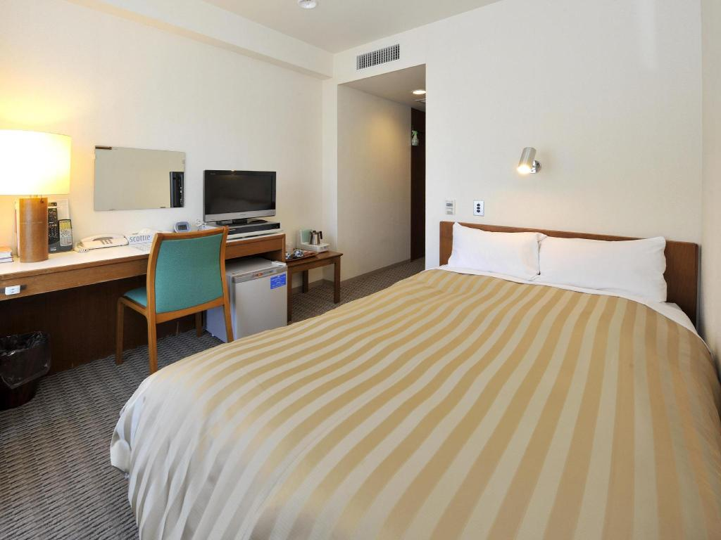 Small Double Bed Hotel Gimmond Kyoto