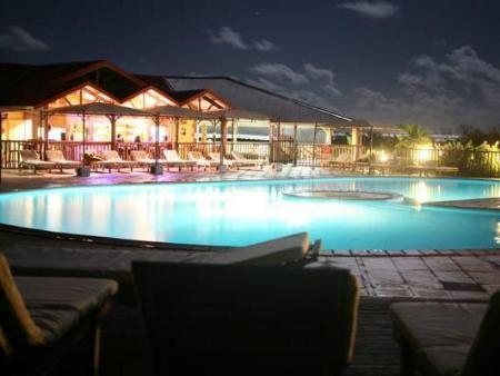 Swimming pool Hotel Cap Macabou