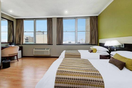 Standard, Guest room, 1 Twin/Single Bed(s), City view