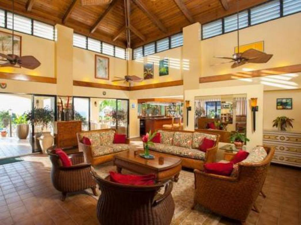 Lobby The Mount Nevis Hotel