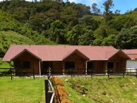 Exterior view Boquete Tree Trek Mountain Resort