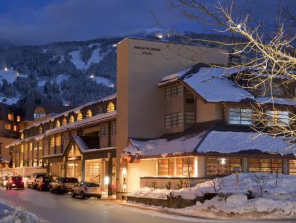 Mais sobre The Listel Hotel Whistler