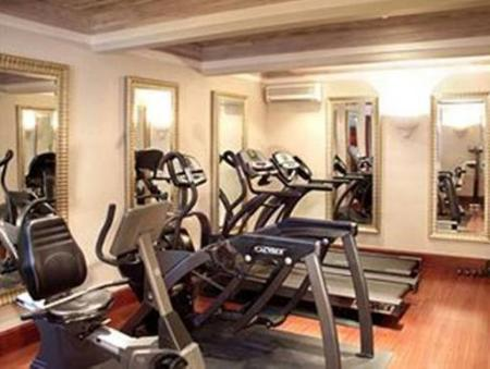 Fitness center Fairmont Royal Pavilion Barbados Resort