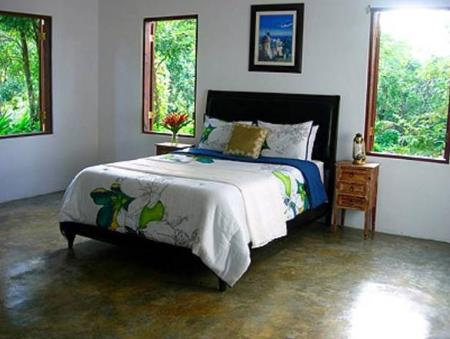 Queensize kamer El Hotelito at The Rainforest Experience Farm