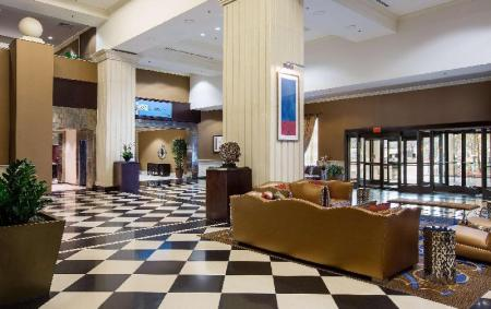 Hol DoubleTree by Hilton Chicago O'Hare Airport - Rosemont