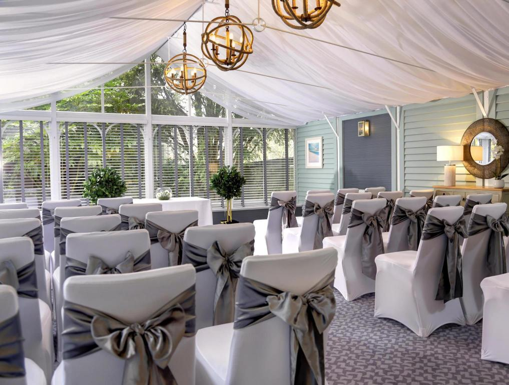 Ballroom Best Western Plus Bruntsfield Hotel