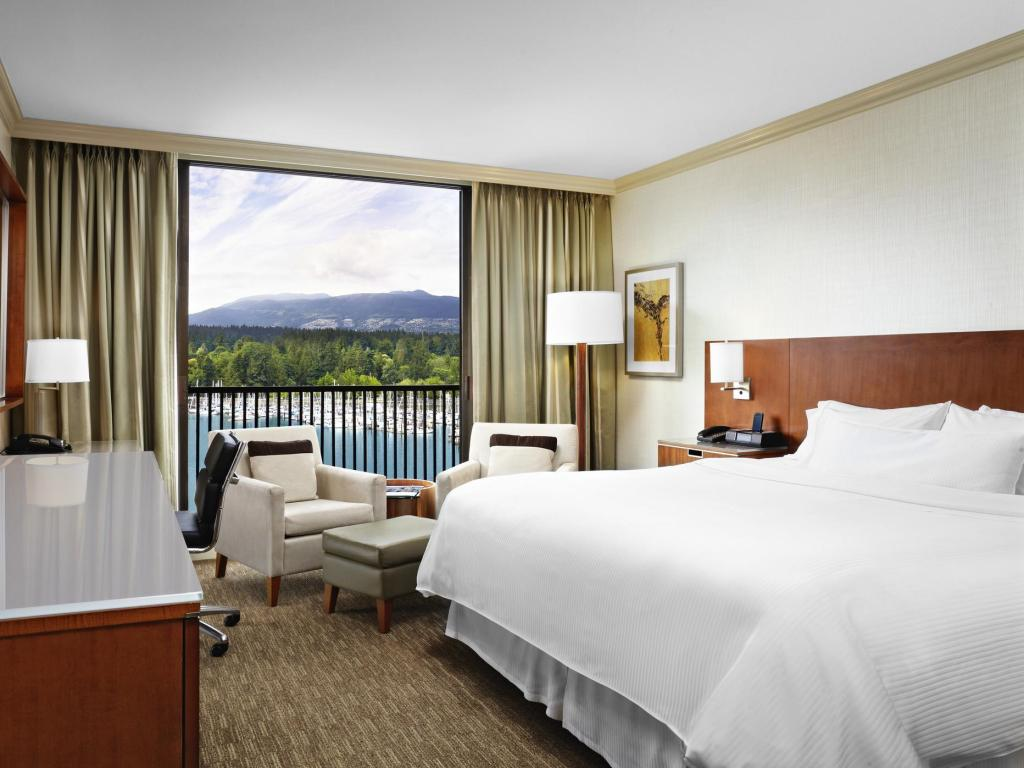 Traditional City King The Westin Bayshore Vancouver