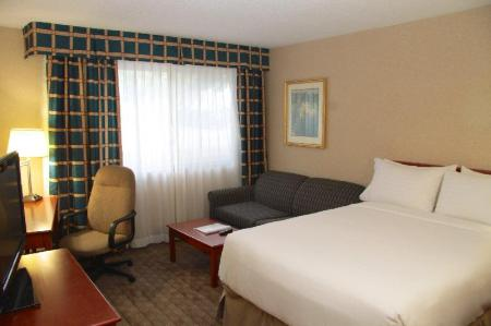 1 Double Bed Non-Smoking - Cameră de oaspeţi Holiday Inn Calgary Macleod Trail South