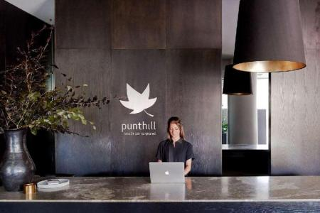 Lobby Punthill Apartments Hotels South Yarra Grand