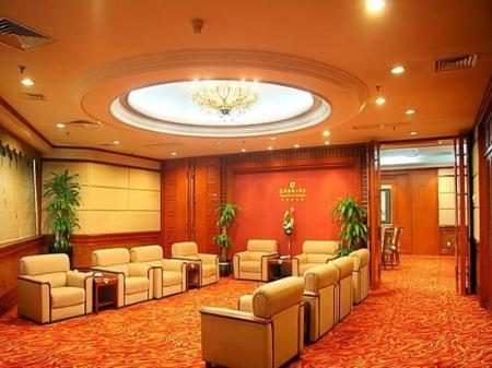 Interior view Changsha Dolton Resort Hotel